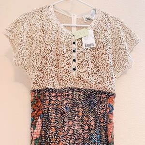 Anthropologie - Beguile by Byron Lars Lace Dress